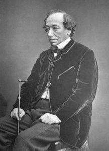 Benjamin Disraeli used homeopathy